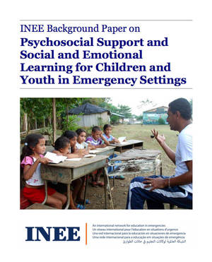 Psychosocial Support and Social and Emotional Learning for Children and Youth in Emergency Settings