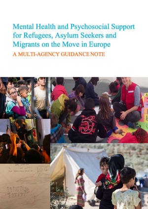 MHPSS for Mental Health and Psychosocial Support for Refugees, Asylum Seekers and Migrants on the Move